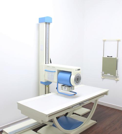 안창욱외과 X-ray촬영실