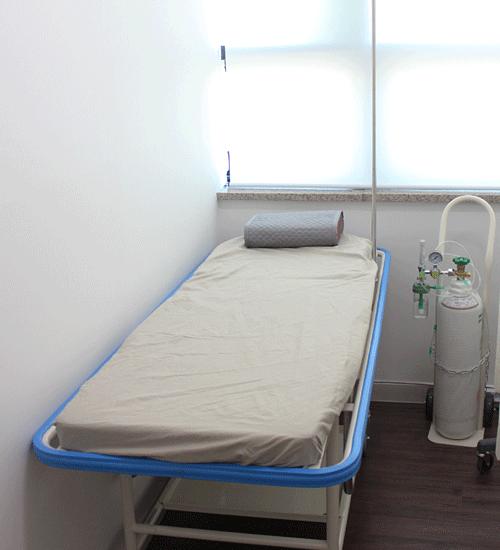 안창욱외과 회복실